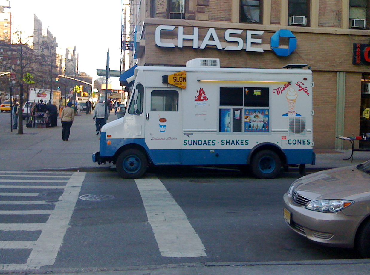 NYC Signs Of Spring Red Tails Nest And Mr Softee Sings